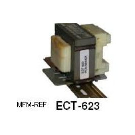 ECT-623 Alco Emerson Transformator 230 Vac/ 24 Vac 50 VA voor drie regelunits (804421)