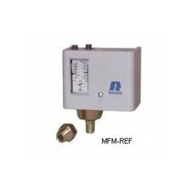 Danfoss Pressostaat KP1 IP33 1/4 flare aansluiting