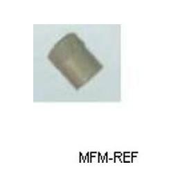 NFT5-16 tapa de cierre con junta tórica, 5/16 SAE