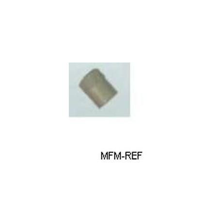 """NFT5-16 tappo di chiusura con o-ring, 5/16"""" SAE"""