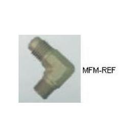 A-31492 Schräderventil 1/8 NPT schräder x 1/4 SAE Schraube