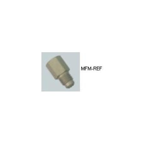 A-31614 Schräder valves, 1/4 SAE Schräder x 1/4 SAE vis