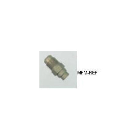 A-31721 Refco schraderventiel voor pijp 1/8, 1/4, 5/16, 3/8, 1/2