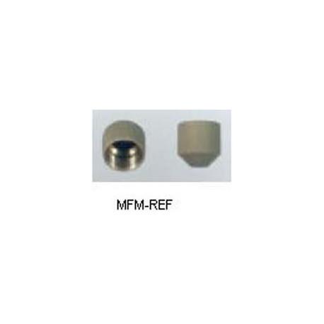 """NFT5-6 Refco tampa de fechamento com o-Ring 3/8"""" SAE"""