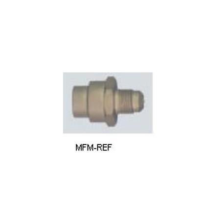 A-40721 Schräder valves Refco 3/8 SAE Schräder x soudure