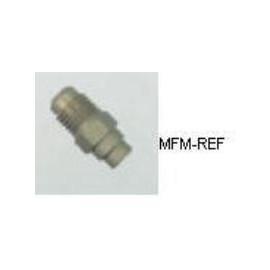 A-31720M  Válvula Schrader para tubulação 6, 8, 10 mm Ø