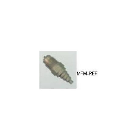 A-31729 Refco Schräder valves, schräder x soudure 1/4