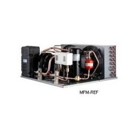 HGA2446ZBR Tecumseh hermetisch aggregat R404A / R507 / R407B LBP: 230V-1-50Hz