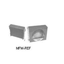 8338283 Tecumseh luchtgekoelde condensor  model CDS M250/2050 CU/AL 250mm