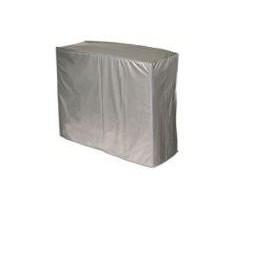 Rodigas Universal condensador cobrir pequeno proteção de fora da unidade AC