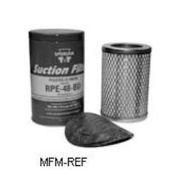 "Danfoss filterdroger DML 032  1/4""SAE-flare aansluiting"