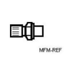 """manomètre Danfoss conn. 1/4 """"flare (pas pour les applications de l'ammoniac)  027B2041"""