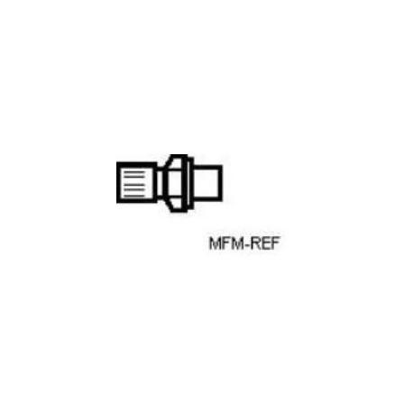 """manômetro Danfoss conexão. 1/4"""" flare (não para aplicações de amônia) 027B2041"""