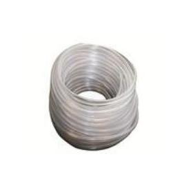 PVC  SLA10,  tubo flessibile di collegamento per drenaggio 10 x 14 mm per metro