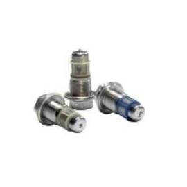 nr.06 Danfoss doorlaat met filter voor TE12 ventiel. 067B2709