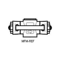 """TE12 Danfoss Ventil-Haus Flansch 7/8 x 1"""". 067B4026"""