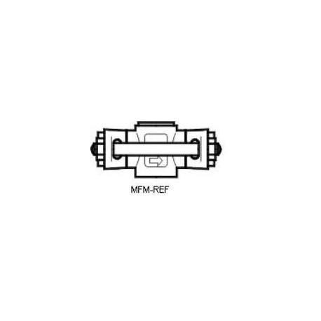 "TE12 Danfoss carcaça da válvula flange 7/8 x 1"". 067B4026"