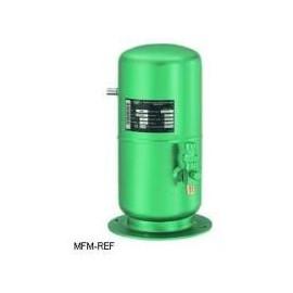 FS126 Bitzer recipiente de líquido vertical para la refrigeración