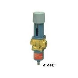"""WVFX32 Danfoss 1.1/4""""  Valvola di controllo dell'acqua pressione controllata 003F1232"""