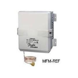 RGE-X3R6-7DS Danfoss SAGInoMIYA regulador de la velocidad del ventilador 061H3028