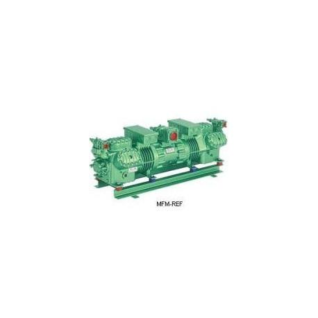 66GE-80Y Bitzer tandem compessore Octagon 400V-3-50Hz Part-winding