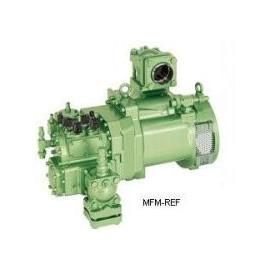OSKA8581-K Bitzer abrir compresor de tornillo R717/NH3 para la refrigeración
