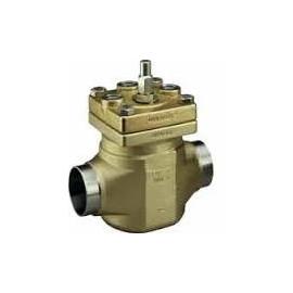 ICVS125 Danfoss regulador de presión controlado por Servo vivienda 3-puerta. 027H7140