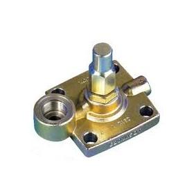 ICS125 Danfoss 3-port 3-soupape de commande, la partie supérieure du régulateur de pression servo-commandé. 027H7143