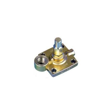 ICS125 Danfoss 3-porto 3-válvula de controle, para a parte superior do regulador de pressão servo-controlada . 027H7143