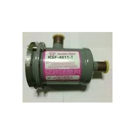 Sporlan RSF-9617-T  2.1/8, mono metres suction filter connection, with interchangeable elements