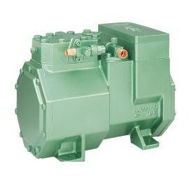 2HES-1Y Bitzer Ecoline compressor voor 230V-3-50Hz Δ / 400V-3-50Hz Y.