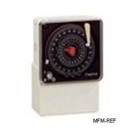 MaxiRex T Legrand Defrost clock analogue