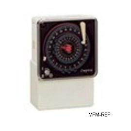 MaxiRex T Legrand  relógio analógico degelo