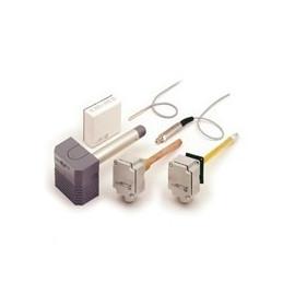 A99DY-200C Johnson Controls temperature sensor, channel brass