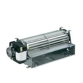 TGO 60/1 180-20 Emmevi-Fergas motor de ventilador de fluxo cruzado à esquerda