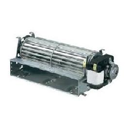 TGA 60/1 180-30 EMMEVI-Fergas motor de ventilador de fluxo cruzado à esquerda