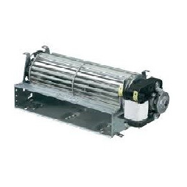 TGA 60/1 120-20 EMMEVI motor derecha montaje del motor del ventilador de flujo cruzado