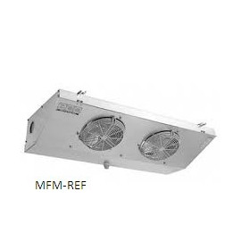 GME 43GH4 ECO evaporador, espaçamento entre as aletas: 4 mm