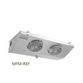 GME 44EH4 ECO evaporador, espaçamento entre as aletas: 4 mm