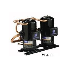 ZRT320K*E Copeland  scroll tandem compressor, air conditioning, 400-3-50, solder
