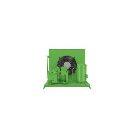 LH64E/2CES-3Y Bitzer luchtgekoelde aggregaat 230V / 400V-3-50Hz