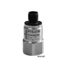 M15 Alco conector receptáculo PT5 com 1,5m cabo