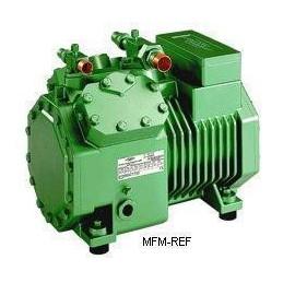 4VDC-10Y Bitzer Octagon semi-hermetische compressor voor R410A. 400V-3-50Hz Y.Part-winding 40P