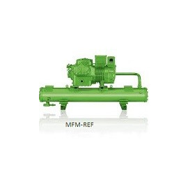 K1973T/66GE-60Y Bitzer water-cooled aggregat for refrigeration
