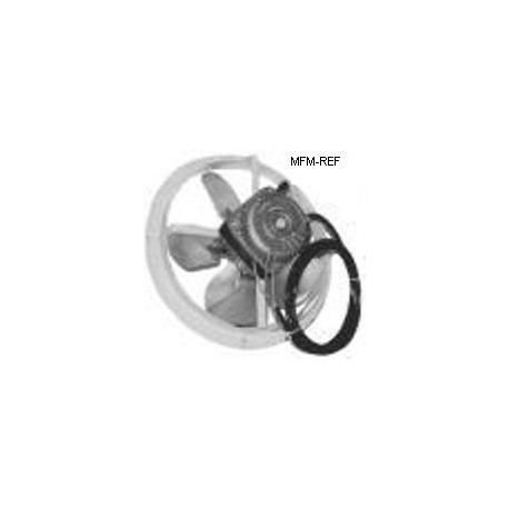 Elco VN5 13/A 1053 172/1550 fan motor,with metal ring, 5 Watts