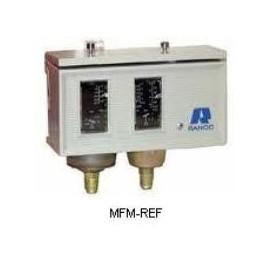 Ranco 017-4701108 duo Pressure switche 1/4 ODF