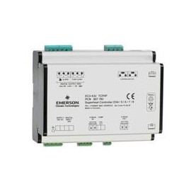 EC3-X32-TCP/IP Emerson Alco unidade electrónica superaquecimento 807782