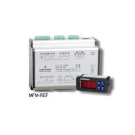 EC3-332 Emerson Alco temperature controller for refrigerated and freezer cells  for use with electronic valve EX4..EX8.