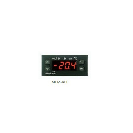ID975LX Eliwell 12Vac/dc sbrinamento termostato