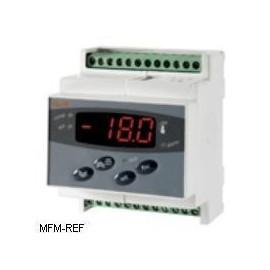 EWDR985/CSLX Eliwell 230Vac elektronische ontdooi thermostaat